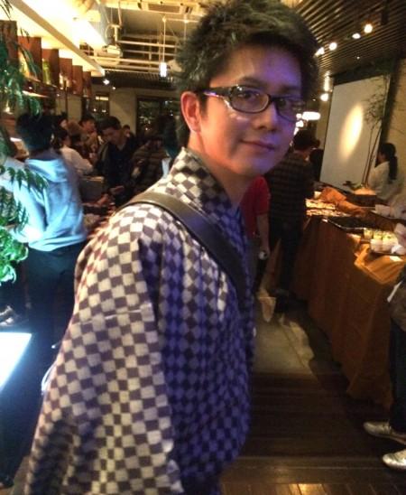音楽と日本酒と着物