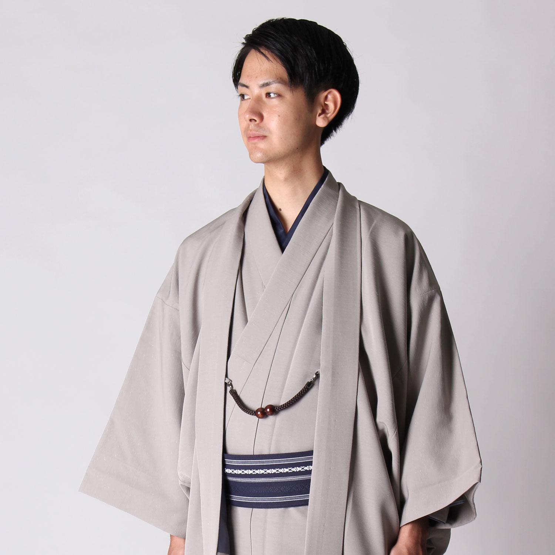 男着物と羽織、和服