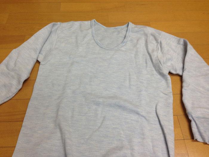 モモヒキラクダシャツ