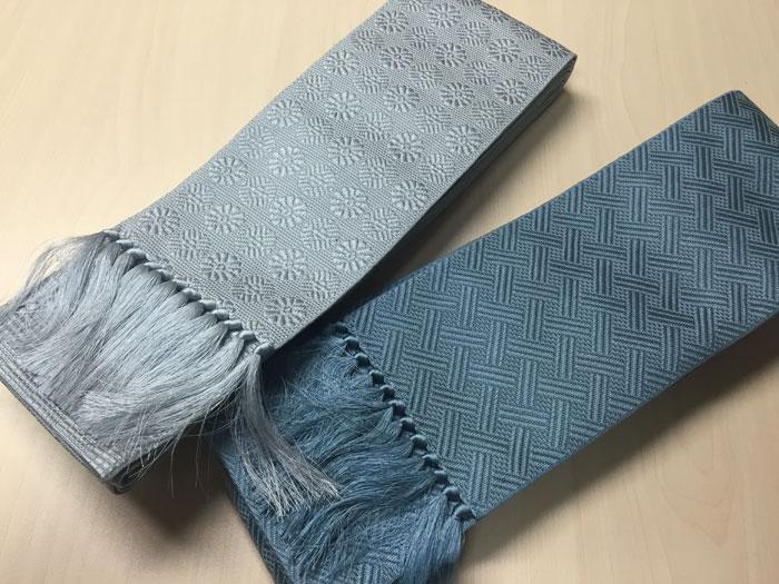 博多織の男 角帯