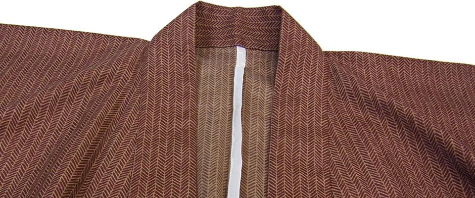 東レシルックの単衣着物