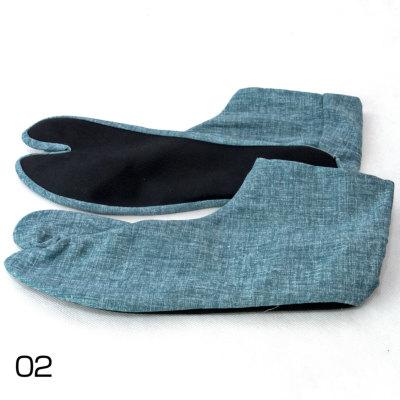 足袋 メンズ 無地 日本製 25.5㎝ (6838)