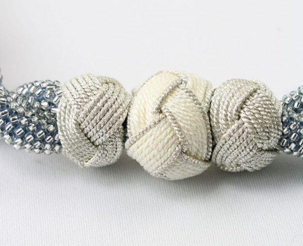 羽織紐お洒落ビーズ