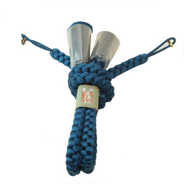 男着物の羽織メンズ男物青