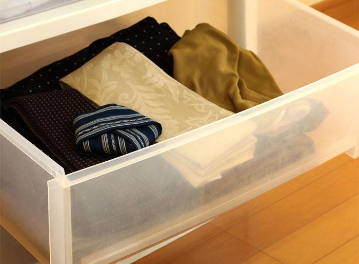 保管に便利な洗える着物