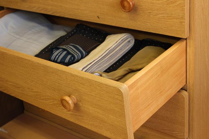着物の保管収納
