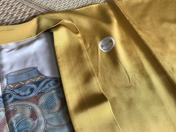 落語の着物と羽織
