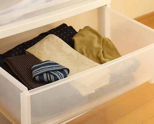洗える着物 収納 保管