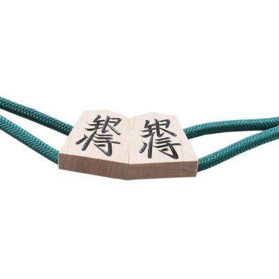 羽織紐 男 マグネット 将棋 銀将(7210)