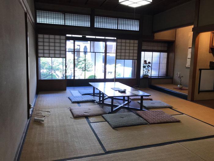 京都リサーチパーク町家スタジオ