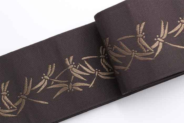 博多織正絹角帯