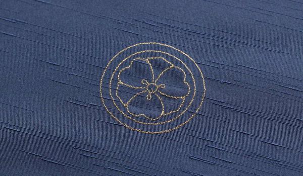 刺繍紋 濃