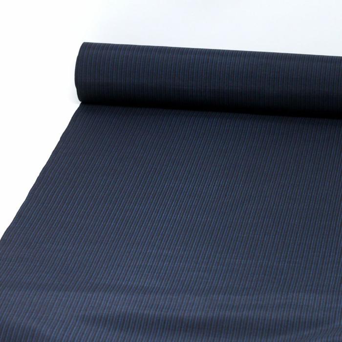 縞柄も種類が豊富!洒落着として万能タイプの着物です