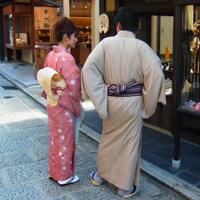 男着物・浴衣のコーディネート・ライフスタイルを京都から提案