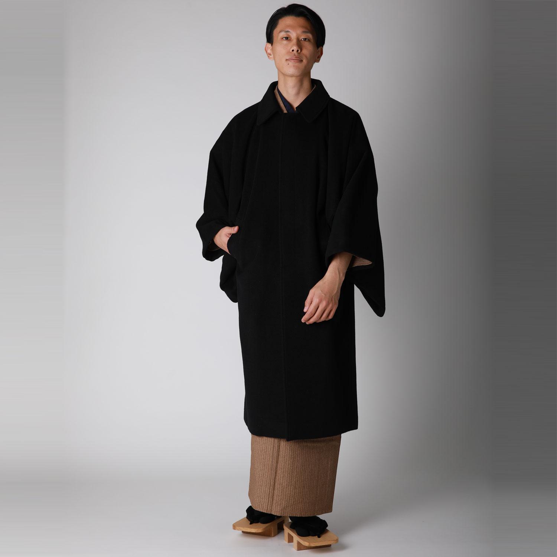 角袖コート