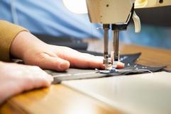 国内ハイテクミシン縫製